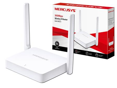 ROUTER MERCUSYS 300MBPS MW301R