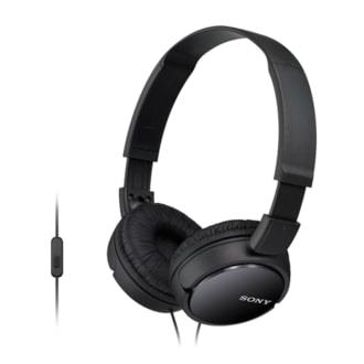 AURICULAR C/MIC MDR-ZX110AP NEGRO  SONY