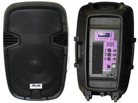 "BALFE POTENCIADO 15"" MP3 /BT PL-1540 eco"