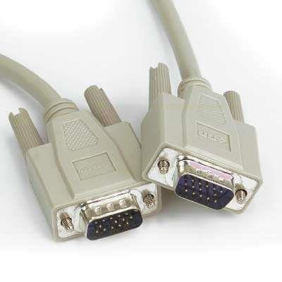 CABLE VGA STD 1.5 mts PRONEXT