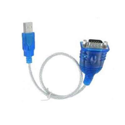 CABLE SERIAL RS232 A USB  1MT