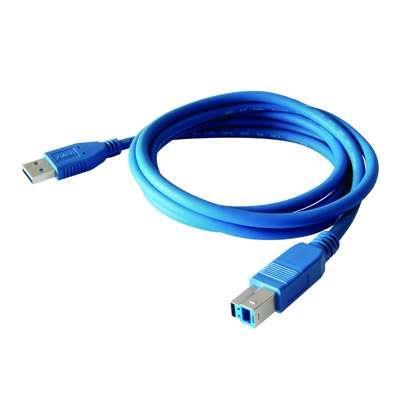 CABLE USB 3.0 A-B 1.8 mts-