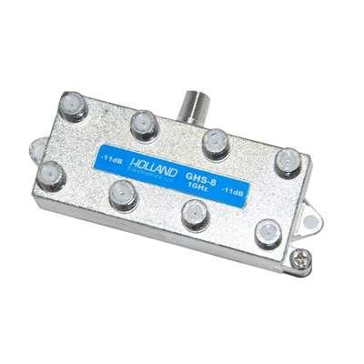 SPLITTER 1 X 8 5-1002MHZ GHS-8 HOLLAND