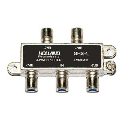 SPLITTER 1 X 4 GHS-4 5-1002MHZ HOLLAND