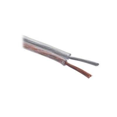 CABLE BAFLE 2X1 TRANSPARENTE sp14