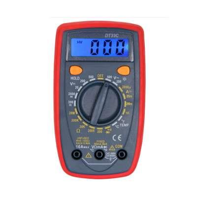 TESTER DIGITAL TS33C PRONEXT