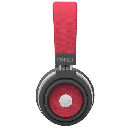 AURICULAR BLUETOOTH  PULSE+  NEGRO/ROJO ONSET