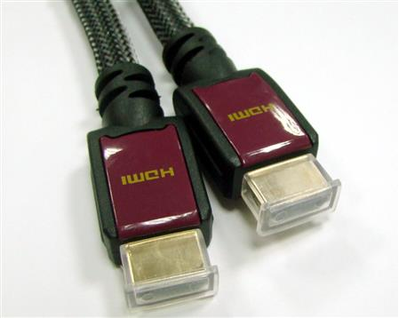 CABLE HDMI V2.0 4K REFORZ. 0.75M PURESONIC
