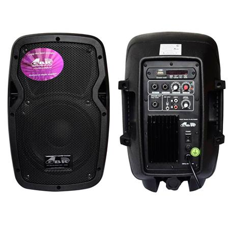 BAFLE POTENC.PL840 MP3/BT/USB/FM  400W