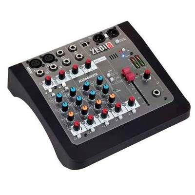 CONSOLA ZEDi 8  ALLEN-HEATH