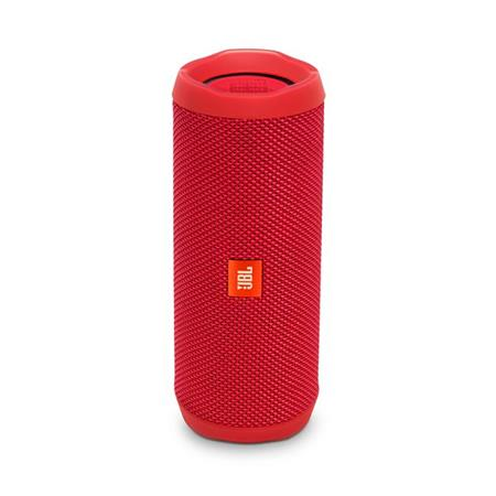 PARLANTE JBL FLIP4 BLUETOOTH ROJO WATER RESIST
