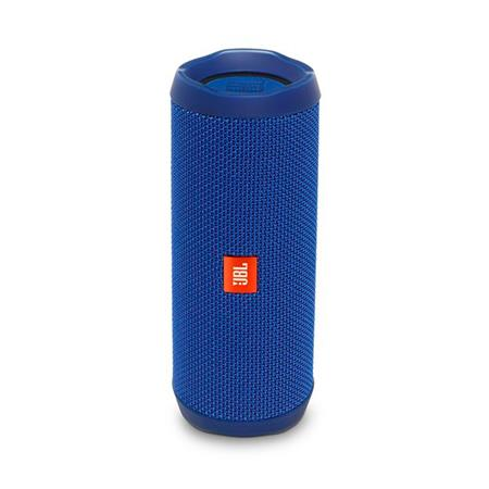 PARLANTE JBL FLIP4 BLUETOOTH AZUL WATER RESIST
