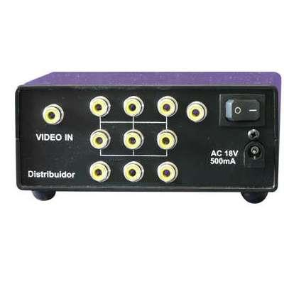 DIST. Y AMP. VIDEO 1X10