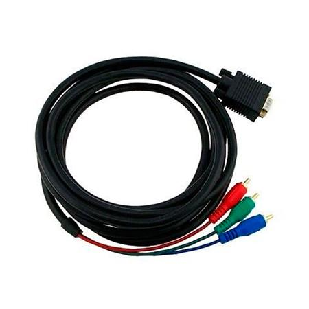 CABLE HD-15 X COMPONENTE RGB 1.5MTS.