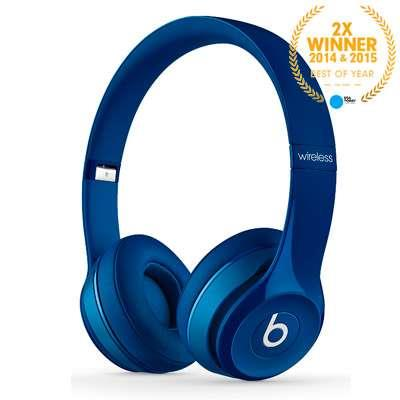 AURICULAR SOLO2 WIRELESS BEATS AZUL