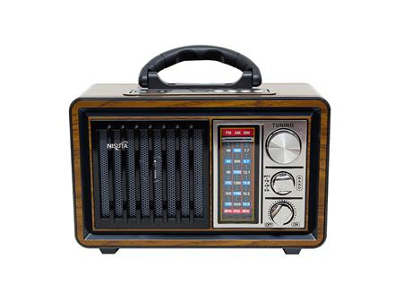 RADIO FM/AM C/BLUETOOTH LINTERNA RV18 NISUTA