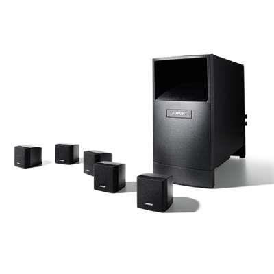 HOME THEATER BOSE ACOUSTICMASS 6