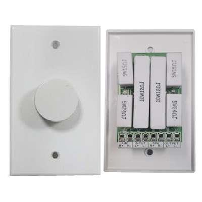 FACE PLATE AUDIO  C/CONTROL VOLUMEN A1191
