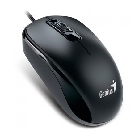 MOUSE  DX120 USB GENIUS NEGRO