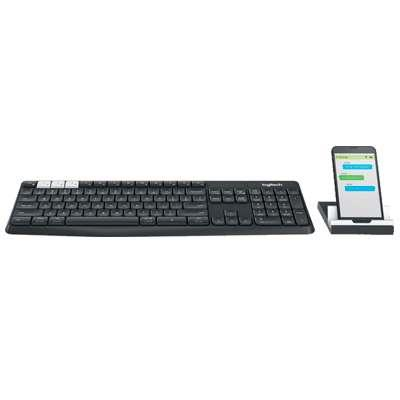 TECLADO BT MULTI.DISPOS.K375S LOGITECH