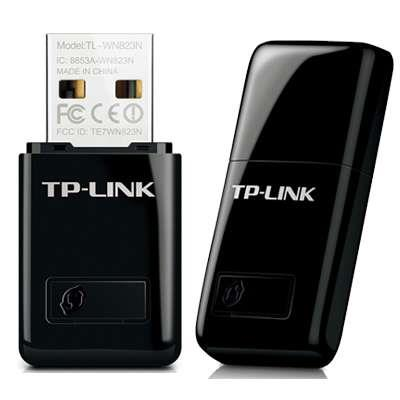 WIRELESS USB MINI 300MBPS 823N TP LINK