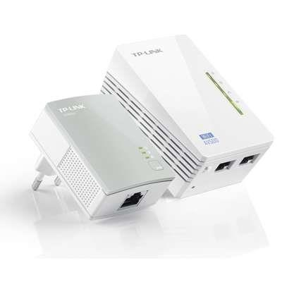 EXTENSOR WIRELESS 300MBPS TL-WPA4220KIT TP LINK