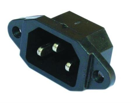 3P AC POWER PLUG CHASIS