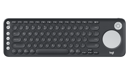 TECLADO INALAMBRICO SMART TV K600 LOGITECH
