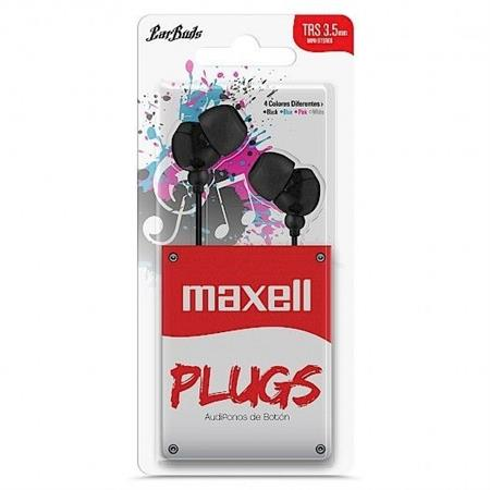 AURICULAR IN EAR BUDS C/MIC 225 MAXELL