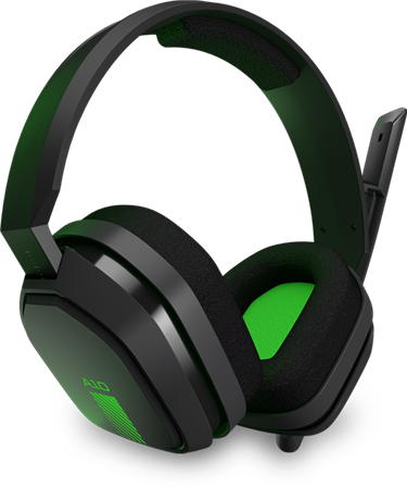 AURICULARC/MIC ASTRO A10 PLAYSTATION  VERDE